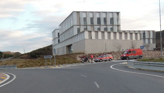 Lugar del accidente