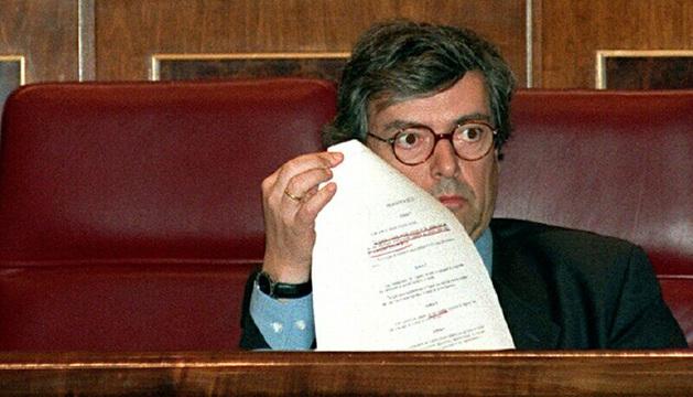 Jorge Trías, en una imagen de archivo