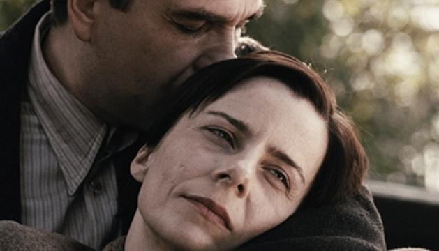 Una escena de la película 'Rosa'