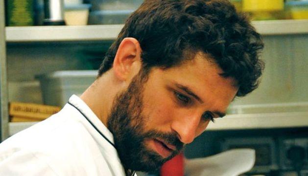 El chef Matías Perdomo