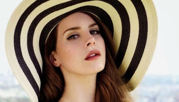 La cantante neoyorquina Lana del Rey