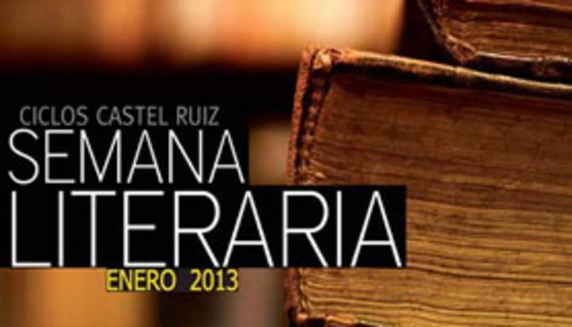 Semana literaria en Castel Ruiz