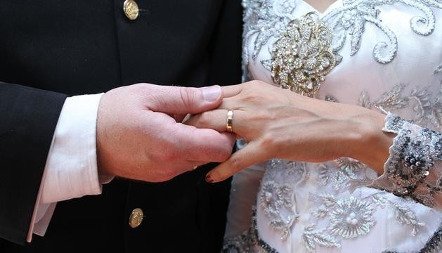 Pese a que no quede inscrito en ningún documento oficial, las felices parejas se consideran ya casadas