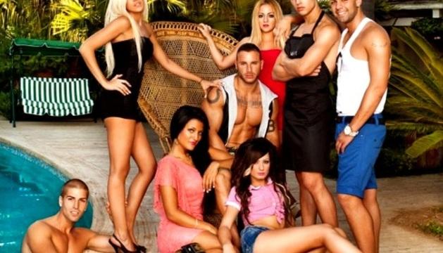 Los participantes del reality 'Gandia Shore'