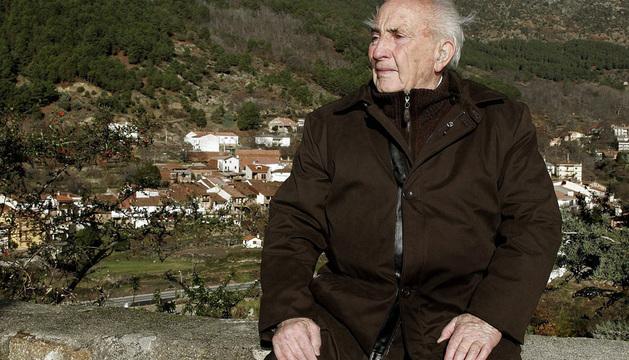 Linicio Prieto, el regidor más longevo de España
