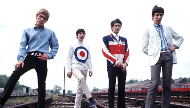 Imagen de la banda británica 'The Who'