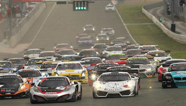 El Campeonato del Mundo FIA GT Sprint Series será una de las principales carreras en este 2013