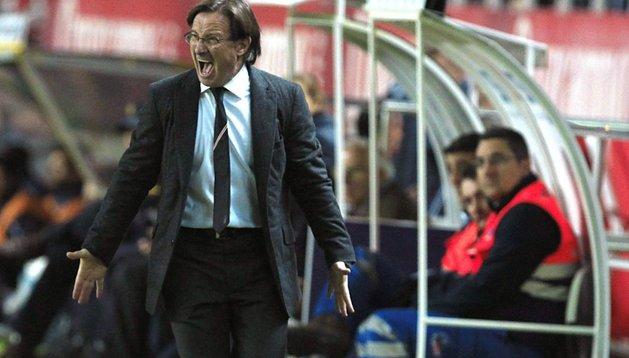 Juan Antonio Anquela ya no es entrenador del Granada