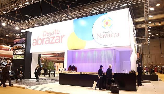 Navarra participa en la Feria Internacional de Turismo que se celebra en Madrid.