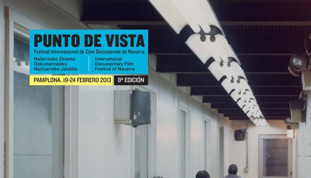 Cartel de la octava edición del Festival Punto de Vista.