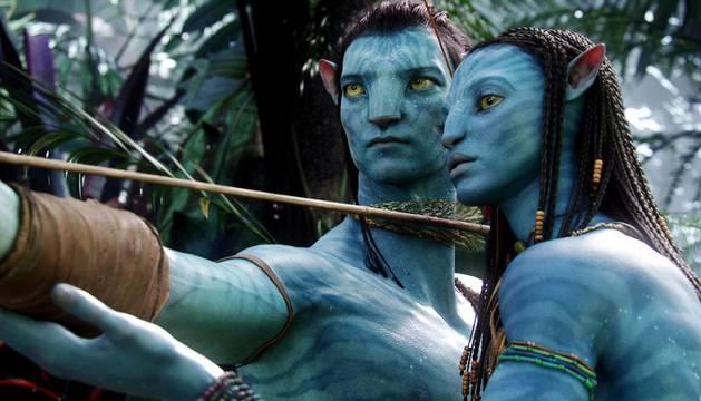 Imagen de la película 'Avatar'