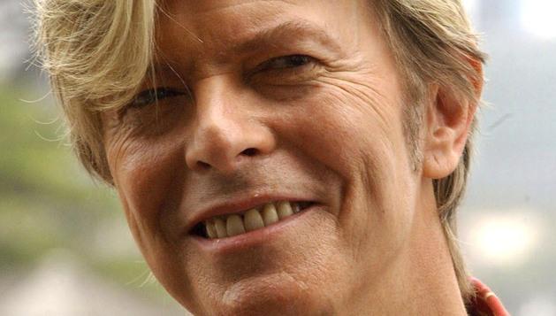 Imagen de archivo de David Bowie