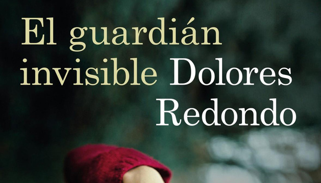Portada de la novela 'El guardián invisible'