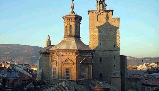 Parroquia de San Saturnino de Pamplona