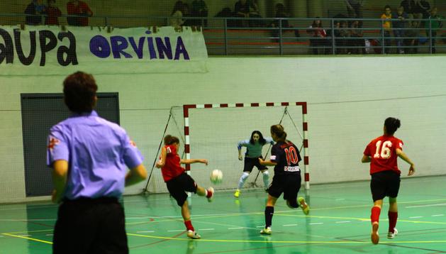 Lacturale Gurpea logró una victoria por la mínima ante el Móstoles