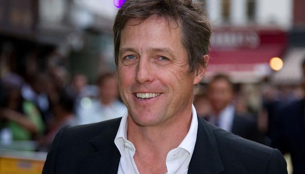 El actor Hugh grant
