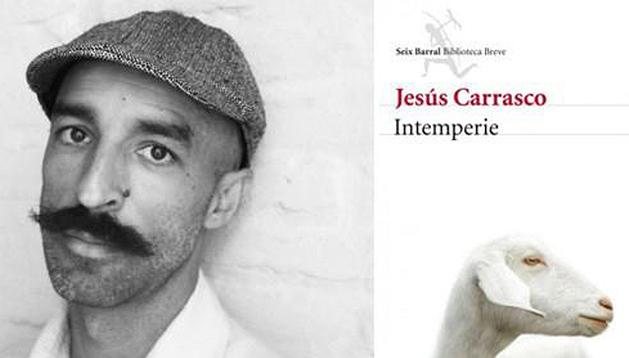 El escritor extremeño Jesús Carrasco