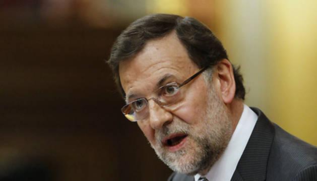Rubalcaba y Rajoy, frente a frente en el debate sobre el estado de la nación