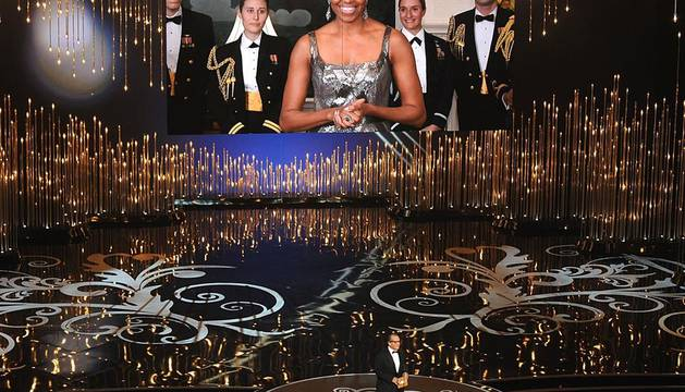 Imágenes de la gala de entrega de los Premios Óscar