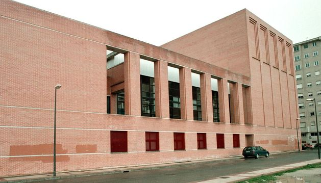 Imagen del Auditorio de Barañáin
