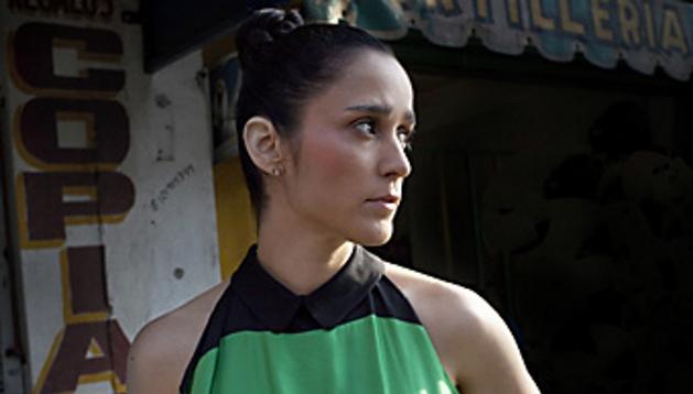 La cantante Julieta Venegas