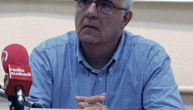 Juan Goyen, secretario general de UGT-Navarra