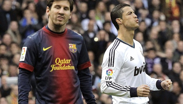 El Real Madrid venció por 2-1 al Barcelona en el partido de Liga disputado este sábado 2 de marzo en el Santiago Bernabéu