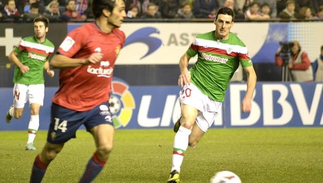 Imágenes del partido jugado en el Reyno de Navarra Osasuna 0- Atlhletic 1 (II)