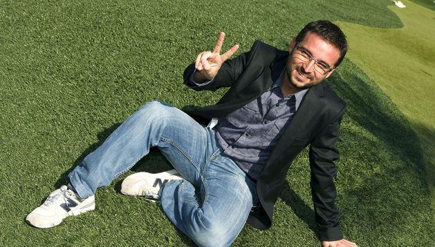 Imagen del presentador Jordi Évole