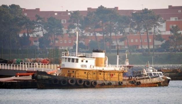 Imagen del buque Vandoma