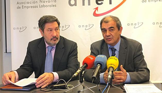 Luis María Gallo y Juan Antonio Pedreño