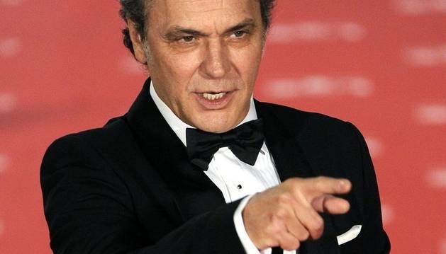 El actor José Coronado en los Goya
