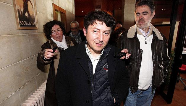 El nuevo alcalde de Ponferrada (León), Samuel Folgueral.