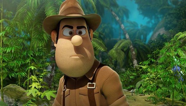 Fotograma de la película 'Las aventuras de Tadeo Jones'