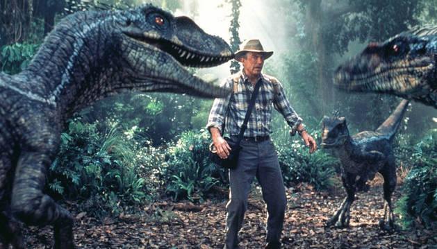 Escena de 'Jurassic Park III'