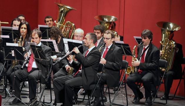 Concierto de La Pamplonesa en el Teatro Gayarre