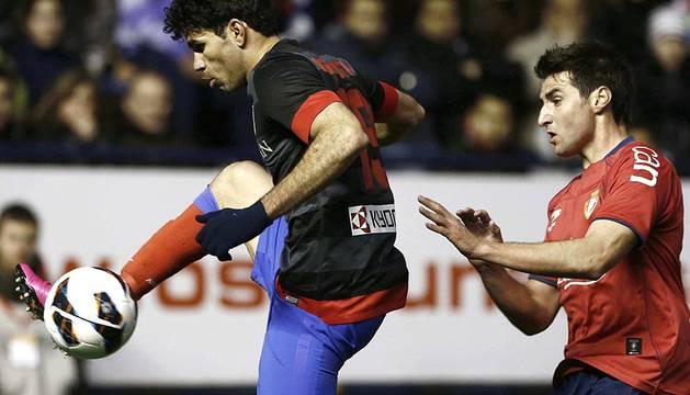Tercera derrota consecutiva de Osasuna.