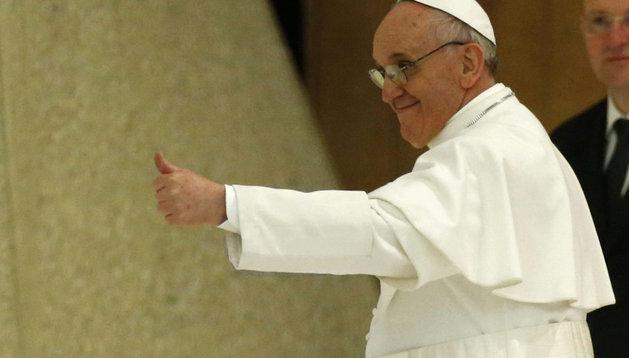 El Papa Francisco I continuará con la cuenta de Twitter que abrió su antecesor Benedicto XVI
