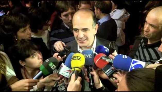 Reacciones de Barcina y Catalán tras los resultados