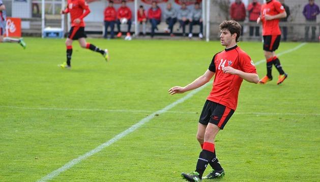 Osasuna y Mirandés empataron a uno en el partido amistoso que disputaron este miércoles en Tajonar.