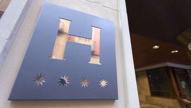 La ocupación hotelera en Navarra cayó un 6,7%