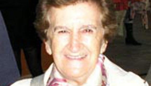 Isabel Martín Alonso, religiosa y creadora de la ONG Creative Handicrafts