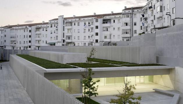 Escuela Infantil de La Milagrosa (Pamplona), de Carlos Pereda y Oscar Pérez