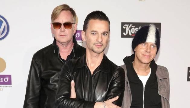 Los componentes de Depeche Mode