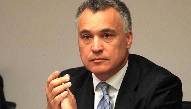 Javier Enériz, defensor del Pueblo de Navarra.