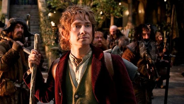 Fotograma de la película 'El Hobbit'