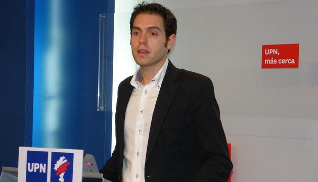 Sergio Sayas, en una imagen de archivo