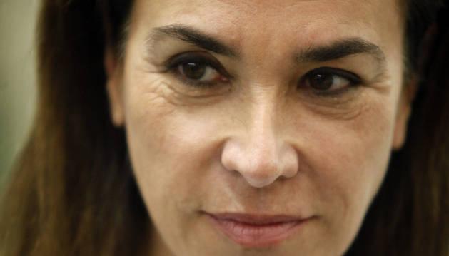 La escritora Carmen Posadas