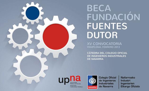 Beca Fuentes Dutor 2013