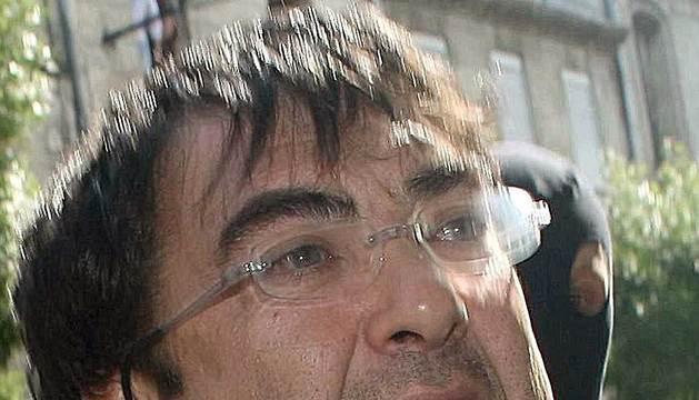 Fotografía de archivo, del 21 de mayo de 2008, del el exjefe de ETA encarcelado en Francia Xabier López Peña,